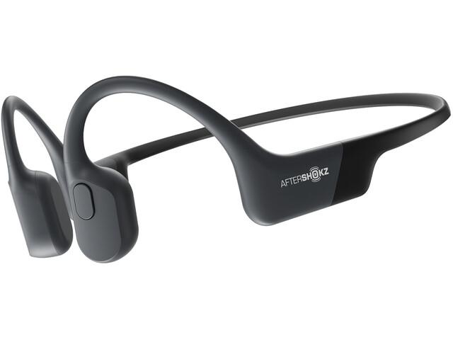 AfterShokz Aeropex Bone Conduction Headphones, negro